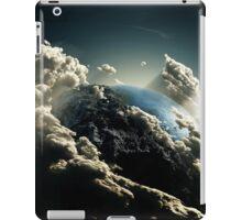 Earth vs Space iPad Case/Skin
