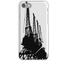 Four Cranes iPhone Case/Skin