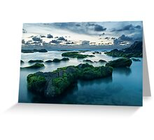 Dream Places Greeting Card