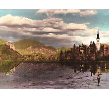 Bled Photographic Print