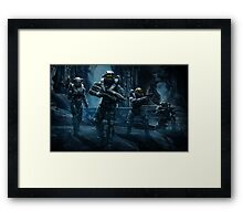 Halo 5 Guardians Framed Print
