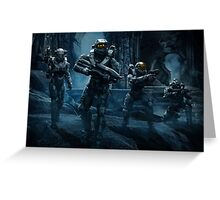 Halo 5 Guardians Greeting Card