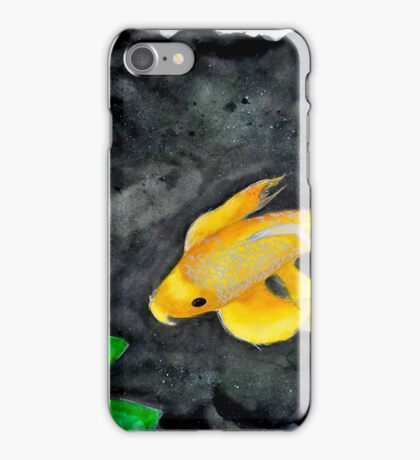 Fiery Spirit iPhone Case/Skin