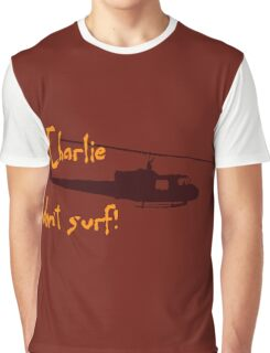 Charlie dont surf Graphic T-Shirt