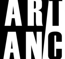 Carte Blanche Stickers and T-Shirt Sticker