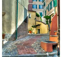 Boccadasse two by oreundici