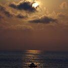 Mystical Sunset I - Misteriosa Puesta Del Sol by Bernhard Matejka