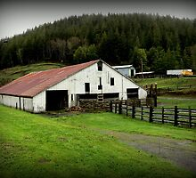 Outside Coquille, Oregon by trueblvr