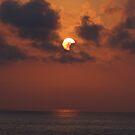 Mystical Sunset II - Misteriosa Puesta Del Sol by Bernhard Matejka
