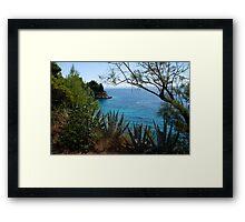 Hvar Beach  Framed Print