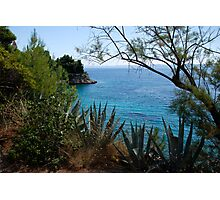 Hvar Beach  Photographic Print