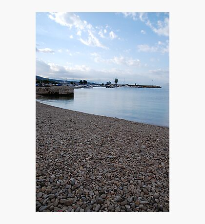 adriatic sea croatia Photographic Print
