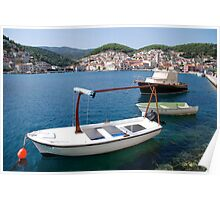 adriatic sea croatia Poster