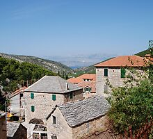 croatia village by 305movingart