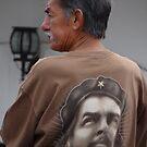Che Is Still Living - Che Todavia Vive by Bernhard Matejka