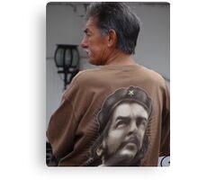 Che Is Still Living - Che Todavia Vive Canvas Print