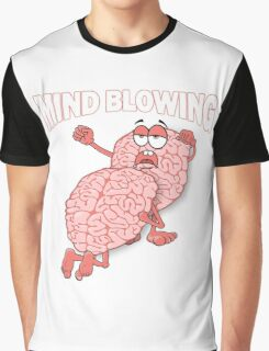 MIND BLOWING Graphic T-Shirt