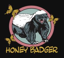 Honey Badger ... you know ... for kids One Piece - Short Sleeve