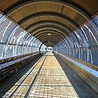 Sky Bridge in Hilversum by ienemien