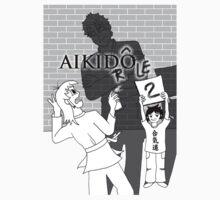 Couverture Aikidrôle 2 One Piece - Long Sleeve