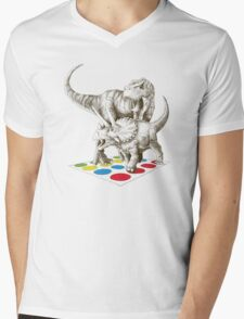 The Ultimate Battle Mens V-Neck T-Shirt
