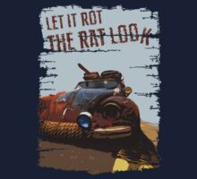 Let It Rot - The RAT Look Kids Tee