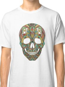 Ethno skull Classic T-Shirt