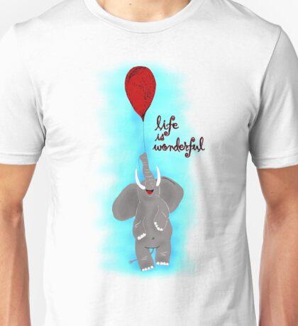 Life is Wonderful Unisex T-Shirt