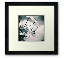 Swings II Framed Print