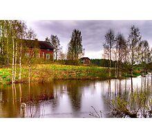 Landscape - HDR Photographic Print