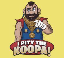 I Pity The Koopa Kids Clothes
