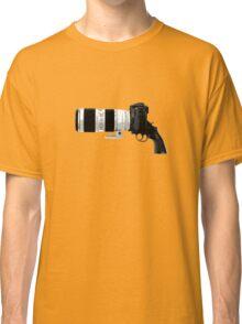 Shoot! (White Barrel) Classic T-Shirt