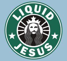 Liquid Jesus Baby Tee