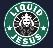 Liquid Jesus Kids Tee