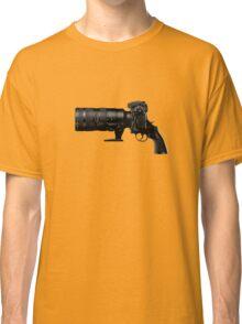Shoot! (Black Barrel) Classic T-Shirt