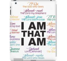 The Names of God iPad Case/Skin