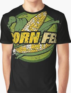 Corn Fed T Shirt, vintage, retro Graphic T-Shirt