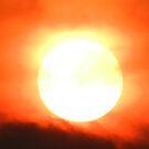 Sunset Sun... by supernan