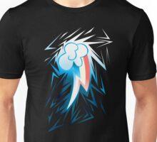 Shards of Rainbow Dash's Cutiemark Unisex T-Shirt