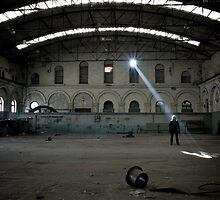 Darkman on UrbeX by Jean-Claude Dahn