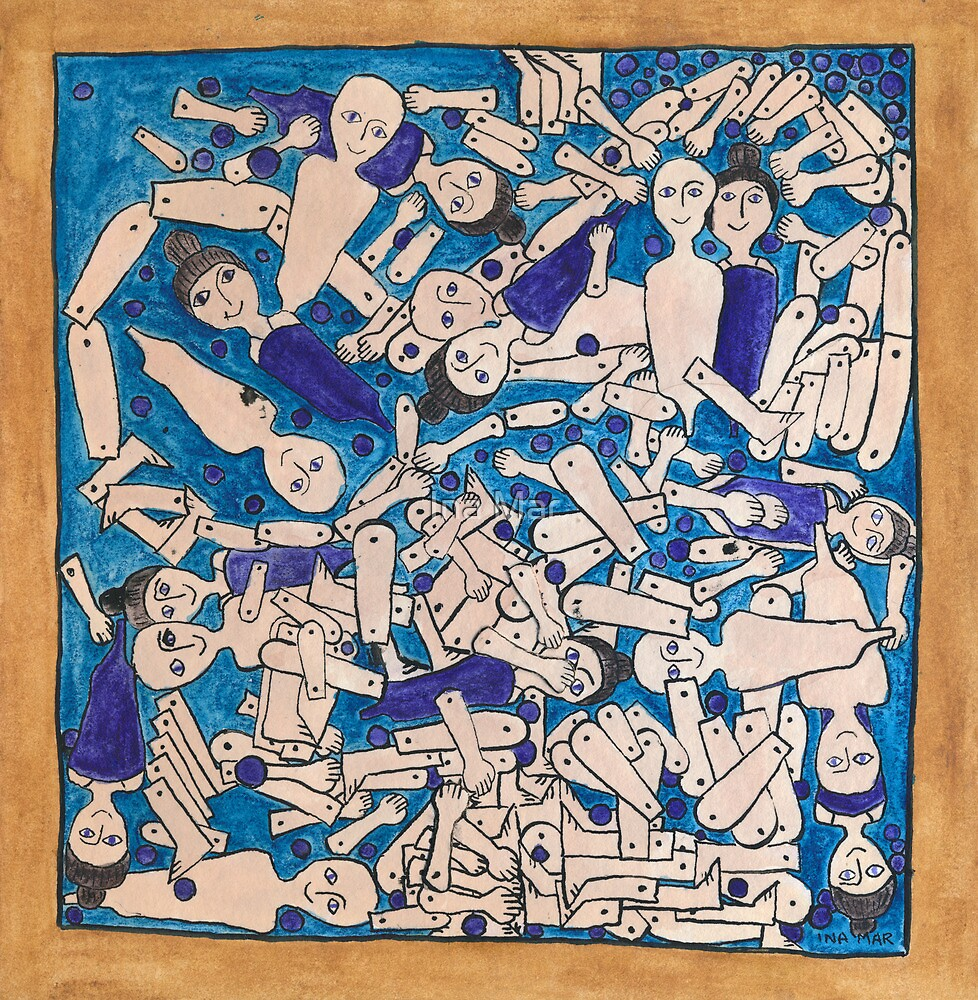 Boîte à joujoux 05 by Ina Mar