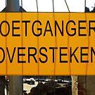 Temporary Amsterdam - Voetgangers oversteken by Marjolein Katsma