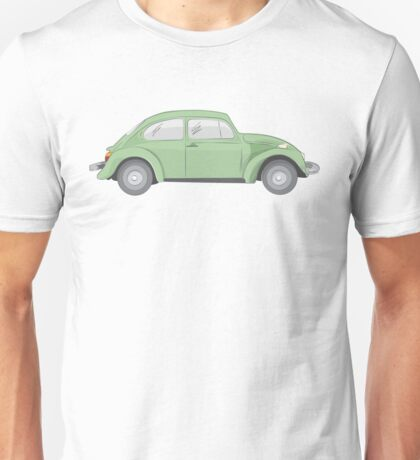 cox vw green Unisex T-Shirt