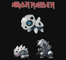 Aron Maiden Iron Maiden Pun by TwoToned210
