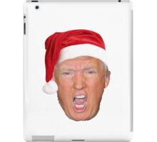 Christmas Trump iPad Case/Skin