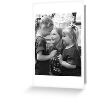 Friends~ Greeting Card