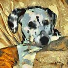 Spots of Picasso by doggylips