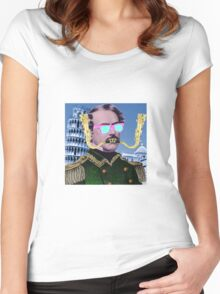 A More Interesting History Women's Fitted Scoop T-Shirt