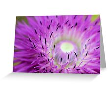 I Can't Believe It's a Thistle! Greeting Card