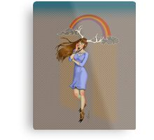 The Fairest of the Seasons Metal Print